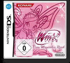 Winx Club - Dein Magisches Reich DS cover (CWYP)
