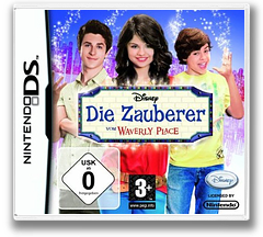 Wizards of Waverly Place DS cover (CY7P)