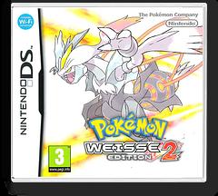 Pokémon - Weisse Edition 2 DS cover (IRDD)