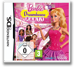 Barbie Dreamhouse Party DS cover (TBAP)