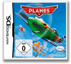 Disney Planes DS cover (TPDD)