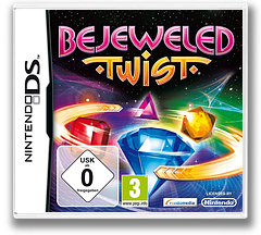 Bejeweled Twist DS cover (VBTP)