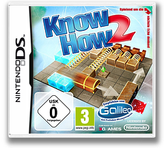 Know How 2 DS cover (VKHP)