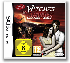 Witches & Vampires - Ghost Pirates of Ashburry DS cover (VWVV)