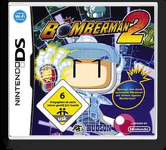 Bomberman 2 DS cover (YBAP)