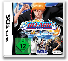 Bleach - The 3rd Phantom DS cover (YBTP)