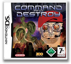 Command and Destroy DS cover (YC5P)