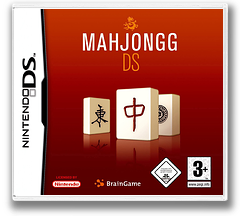 Mahjongg DS DS cover (YEJP)