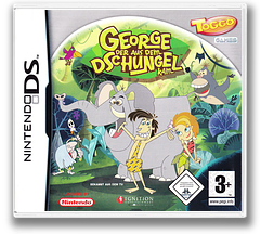 George der aus dem Jungle kam  DS cover (YGJP)