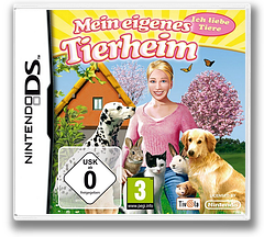 My Own Pet Shelter DS cover (YR5X)