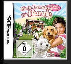 Mein Paradies für Hunde DS cover (YR6X)