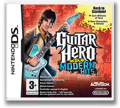 Guitar Hero - On Tour - Modern Hits DS cover (C6QP)
