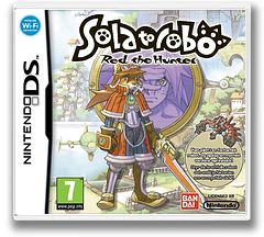 Solatorobo - Red the Hunter DS cover (VCDV)