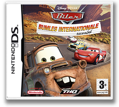 Biler - Bumles Internationale Racerløb DS cover (YCMP)