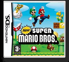 New Super Mario Bros. DS cover (A2DP)