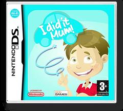I Did It Mum! - Boy DS cover (A2HP)
