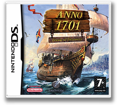 Anno 1701 - Dawn of Discovery DS cover (A2LP)
