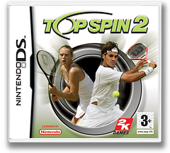 Top Spin 2 DS cover (A2TP)
