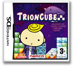 Trioncube DS cover (A3OP)