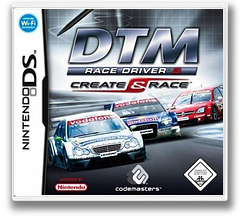 DTM Race Driver 3 - Create & Race DS cover (A3WX)