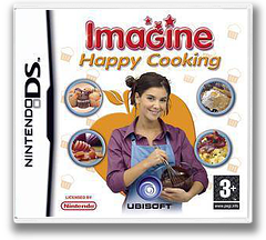 Imagine - Happy Cooking DS cover (A4CX)
