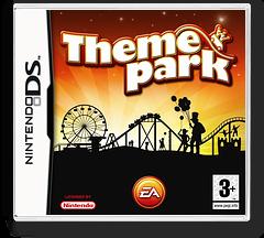 Theme Park DS cover (A8QP)