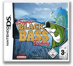 Super Black Bass Fishing DS cover (AB8P)