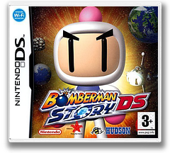 Bomberman Story DS DS cover (ABNP)