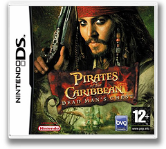 Pirates of the Caribbean - Dead Man's Chest DS cover (AC2P)