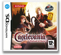 Castlevania - Portrait of Ruin DS cover (ACBP)
