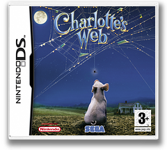 Charlotte's Web DS cover (ACJP)