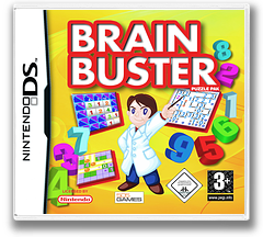 Brain Buster - Puzzle Pak DS cover (ACPP)