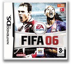 FIFA 06 DS cover (AF6P)
