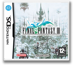 Final Fantasy III DS cover (AFFP)
