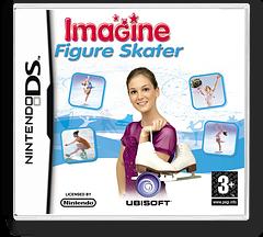 Imagine - Figure Skater DS cover (AFQP)
