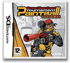 Greg Hastings' Tournament Paintball Max'd DS cover (AGXP)