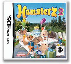 Hamsterz 2 DS cover (AH3P)