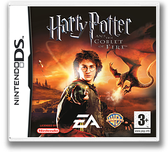 Harry Potter and the Goblet of Fire DS cover (AHPP)
