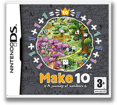 Make 10 - A Journey of Numbers DS cover (AIOP)