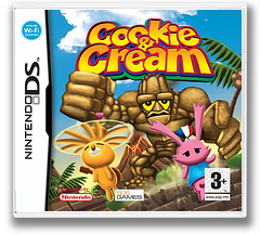 Cookie & Cream DS cover (AK3P)
