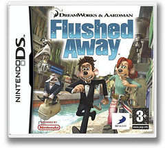 Flushed Away DS cover (ALHX)