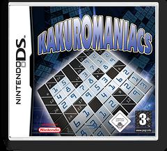 Kakuromaniacs DS cover (ALQP)