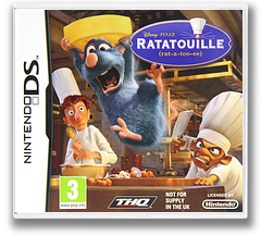 Ratatouille DS cover (ALWY)
