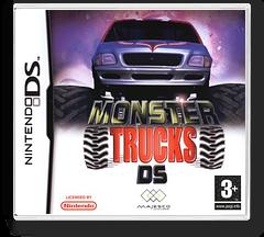 Monster Trucks DS DS cover (AMXP)