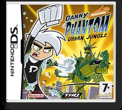 Danny Phantom - Urban Jungle DS cover (ANPP)