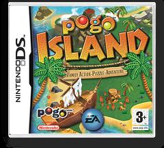 Pogo Island DS cover (AO3P)