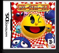 Pac'n Roll DS cover (APNP)