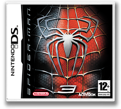 Spider-Man 3 DS cover (AQ3P)