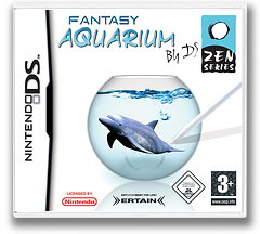 Fantasy Aquarium by DS DS cover (AQ7P)