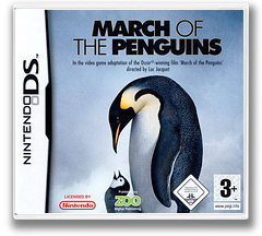 March of the Penguins DS cover (AQLP)